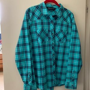 Under Armour Plaid Shirt